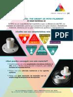 Ficha Técnica Petg (Smart Material)