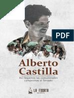 Castilla, Alberto Asi Llegamos Las Comunidades LibrosLibres Www.lafogata Com