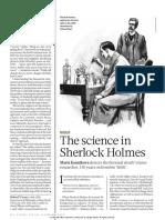 The Science in Sherlock Holmes