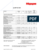 Product Data Sheet EP CC 301