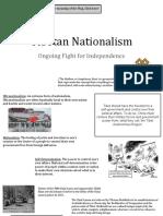 tibet nationalism - brynna