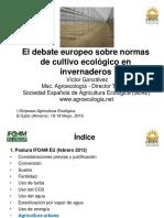 04 Normas UE Cultivo Horticolas Invernadero 2016