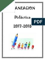 PLANEACION DE 5o GRADO DEL QUINTO BIMESTRE 2017-2018