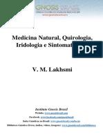 V. M. Lakhsmi – Medicina Natural, Quirologia, Iridologia e Sintomatologia