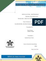 Evidence 7 Gia 24                                                                   Fase IV Evidencia 1 .                                 EL ANÁLISIS DEL CASO DE LPQ BUILDERS COMPANY