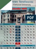TU Calendar2075
