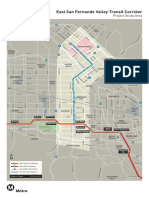The East San Fernando Valley Transit Corridor