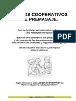 08 Juegos Cooperativos de Premasaje 2015