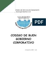 Codigo Buen Gobierno CorporativoEPS
