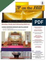 Newsletter May 2018 Website