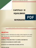 Mecanica Capitulo II Seminario 1
