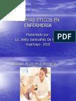 Dilemas Eticos en Enfermeria