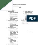 Examen- Conceptos Básicos de Metrología.
