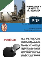 La Industria Del Petroleo y El Gas