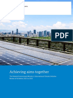 Germany International Climate Initiative Review 2016
