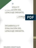 Desarrollo y Evaluación Del Lenguaje Infantil 2