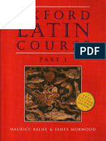 Maurice Balme James Morwood - Oxford Latin Course Part 1 - 2006