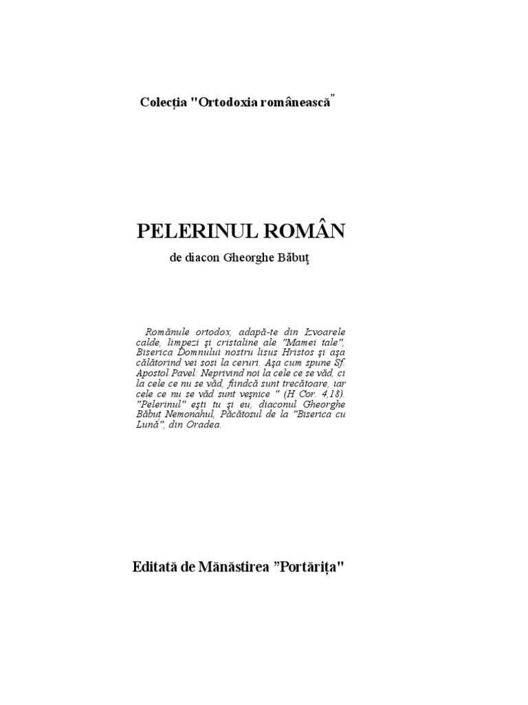 Pelerinul Roman Pdf