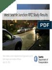 Junction RPZ study