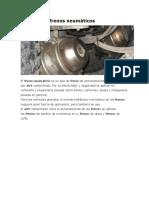 Sistema de Frenos Neumáticos