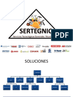SERTEGNIC Seguridad Electronica