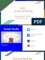 2018 asd annual meeting  reps