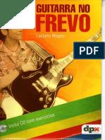 Livro - Guitarra No Frevo - Luciano Magno