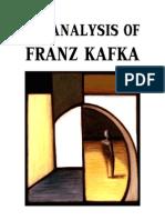 An Analysis of Franz Kafka