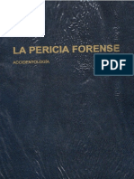 La Pericia Forense Accidentologia-f. Herrera-chile