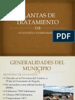 Plantas de Tratamiento Guatavita