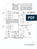 Jee Mains Physics Set d