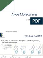 Alvos Moleculares_ác Nucleicos DNA -Aula 6
