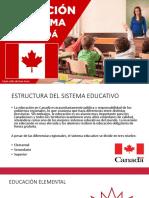 CANADA.educacion.