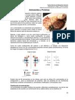 4 Aminoácidos y Proteínas