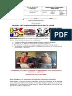 Guia Partidos Politicos en Colombia.