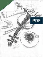 Apostila violino 200p