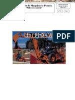 Manual Retroexcavadora CASE