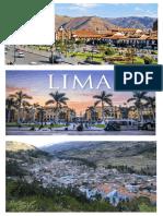 Ciudades Ancash y Lima