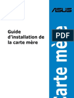 Asus Striker II NSE motherboard user guide French