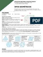 2015 Guía Cuerpos Geométricos