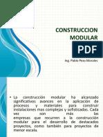 Construccion Modular 2017