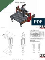 CRP600-00 Benchtop PRO Assembly Instructions v2014Q2 1