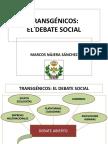5 Transgenicos El Debate Social m. Najera