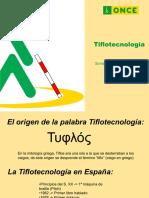 Tiflotecnologia Para Deficit Visual Once Juan Antonio Gimenez Sonia Collado