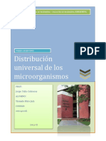 Distribucion Universal de Los Microorganismos.docx Ulti