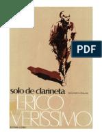 Erico Verissimo - Solo de Clarineta Vol2