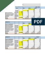 Plantilla de Excel Para El Estudio Económico