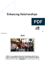 Enhancing Relationships