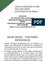 Violencia Sexual 25-05
