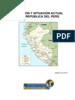 Evolución Perú